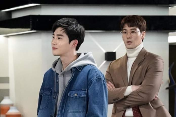 "- Suho Oh Chang Suk - 4 Things We Loved And 4 Things We Hated About The Premiere Of ""Rich Man, Poor Woman""  - Suho Oh Chang Suk - 4 Things We Loved And 4 Things We Hated About The Premiere Of ""Rich Man, Poor Woman"""