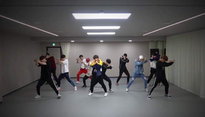 """- wanna one boomerang - Watch: Wanna One Shows Powerful And Synchronized Moves In """"Boomerang"""" Dance Practice Video  - wanna one boomerang - Watch: Wanna One Shows Powerful And Synchronized Moves In """"Boomerang"""" Dance Practice Video"""