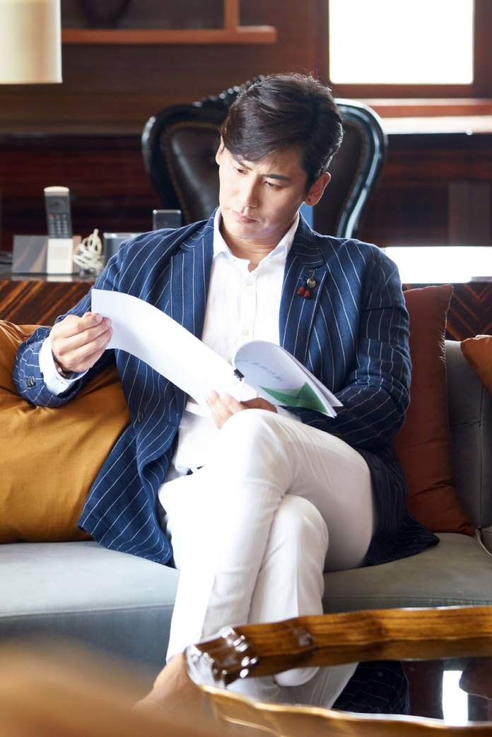 """- yu xiaoguang - Lee Sang Yoon And Yu Xiaoguang Face Off As Classy International Businessmen In """"About Time""""  - yu xiaoguang - Lee Sang Yoon And Yu Xiaoguang Face Off As Classy International Businessmen In """"About Time"""""""
