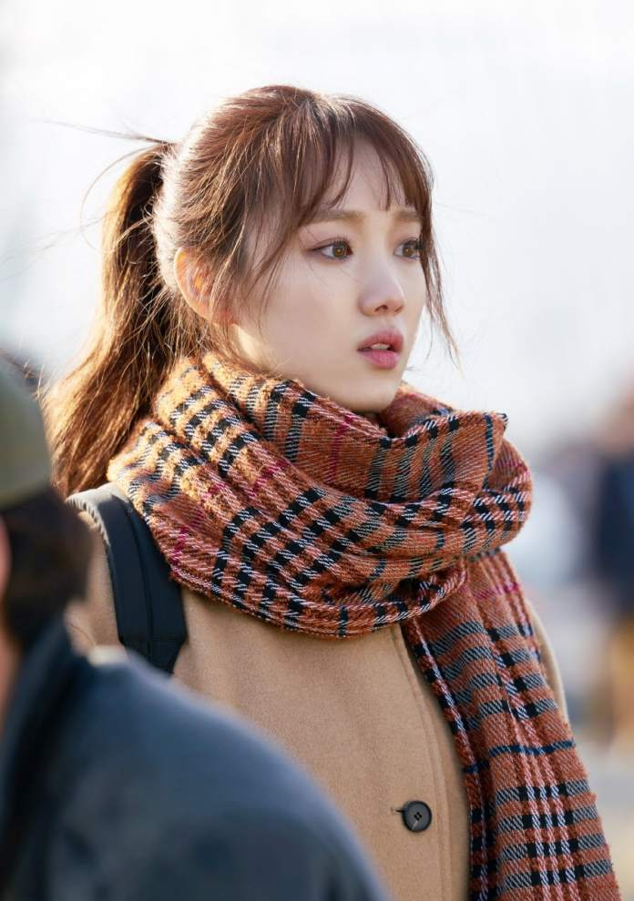 """- Lee Sung Kyung 1 - Lee Sung Kyung Shows The Devastating Side Of Her Mysterious Powers In """"About Time""""  - Lee Sung Kyung 1 - Lee Sung Kyung Shows The Devastating Side Of Her Mysterious Powers In """"About Time"""""""