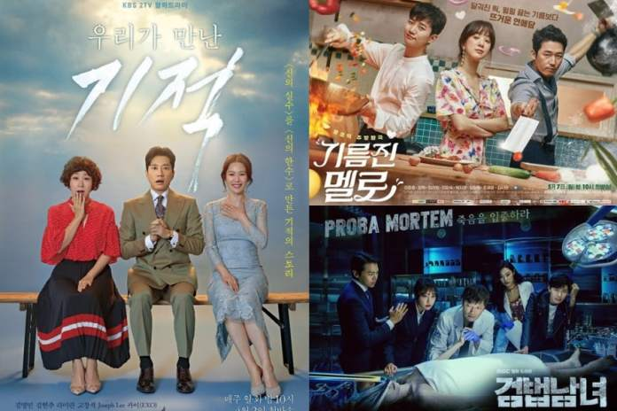 "- The Miracle We Met Wok of Love Partners of Justice - ""The Miracle We Met"" Maintains Lead In Viewership Ratings For Monday-Tuesday Dramas  - The Miracle We Met Wok of Love Partners of Justice - ""The Miracle We Met"" Maintains Lead In Viewership Ratings For Monday-Tuesday Dramas"