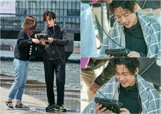 "- Nam Goong Min2 - Namgoong Min Braves The Cold Waters Of The Han River For ""The Undateables""  - Nam Goong Min2 - Namgoong Min Braves The Cold Waters Of The Han River For ""The Undateables"""