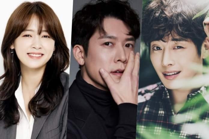 - Nam Sang Mi Jo Hyun Jae Kim Jae Won - Nam Sang Mi And Jo Hyun Jae Join Kim Jae Won As Leads Of New SBS Mystery Drama  - Nam Sang Mi Jo Hyun Jae Kim Jae Won - Nam Sang Mi And Jo Hyun Jae Join Kim Jae Won As Leads Of New SBS Mystery Drama