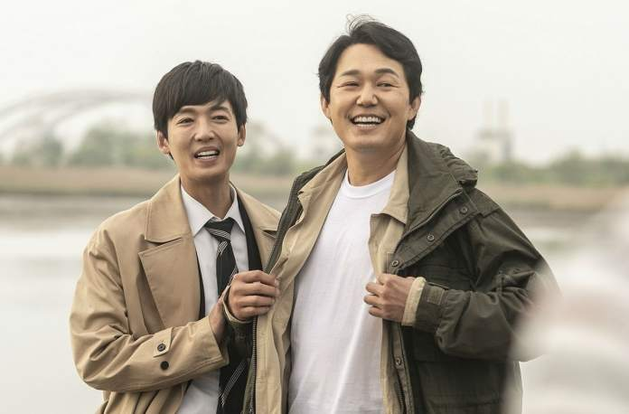 "- Jung Kyung Ho Park Sung Woong - ""Life On Mars"" Cast Show Off Their Chemistry And Teamwork  - Jung Kyung Ho Park Sung Woong - ""Life On Mars"" Cast Show Off Their Chemistry And Teamwork"
