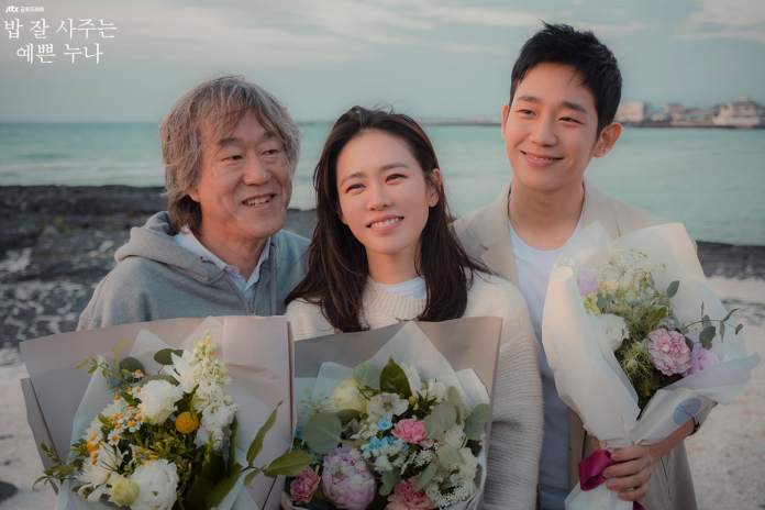 """- Ahn Pan Seok Son Ye Jin Jung Hae In 2 - """"Pretty Noona Who Buys Me Food"""" PD Talks About Why He Cast Jung Hae In And Son Ye Jin  - Ahn Pan Seok Son Ye Jin Jung Hae In 2 - """"Pretty Noona Who Buys Me Food"""" PD Talks About Why He Cast Jung Hae In And Son Ye Jin"""