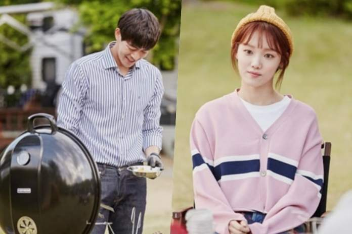 "- Lee Sang Yoon Lee Sung Kyung 11 - Lee Sang Yoon And Lee Sung Kyung Enjoy A Romantic Camping Date In ""About Time""  - Lee Sang Yoon Lee Sung Kyung 11 - Lee Sang Yoon And Lee Sung Kyung Enjoy A Romantic Camping Date In ""About Time"""