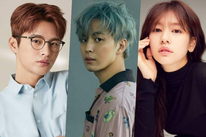 VIXX's Hongbin Confirmed To Join Seo In Guk And Jung So Min