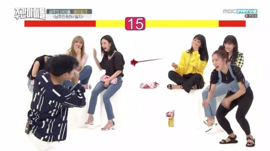"""- apink weekly idol 540x303 - Watch: Apink Takes On Hilarious Missions From Their Fans On """"Weekly Idol""""  - apink weekly idol 540x303 - Watch: Apink Takes On Hilarious Missions From Their Fans On """"Weekly Idol"""""""