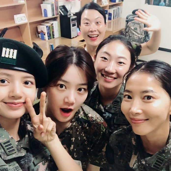 """- Real Men 300 - """"Real Men 300"""" Cast Including Hongseok And Lisa Share Their Actual Experience In The Army  - Real Men 300 - """"Real Men 300"""" Cast Including Hongseok And Lisa Share Their Actual Experience In The Army"""