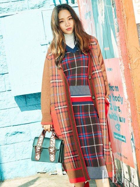 Todo lo que necesitas saber sobre lo que está en tendencia en K-Fashion este otoño 46