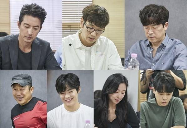 ทีมนักแสดง Tale of Nok-Du