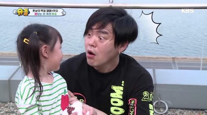 Jamjam Adorably Chooses Between Her Dad Moon Hee Jun And Gary S Son Hao On The Return Of Superman Koonb