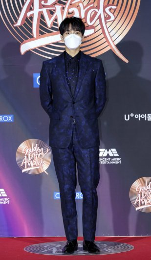 Stars Pose For Red Carpet On Day 1 Of 35th Golden Disc Awards