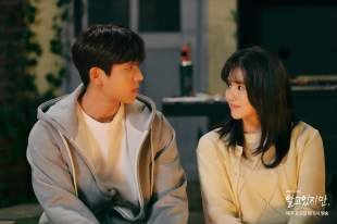 """Song Kang Feels Jealousy Seeing Han So Hee and Chae Jong Hyeop Together on """"Nevertheless"""""""