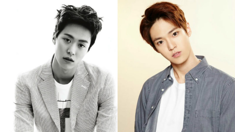 Gong Myung (5urprise) parle de son frère Doyoung (NCT U)