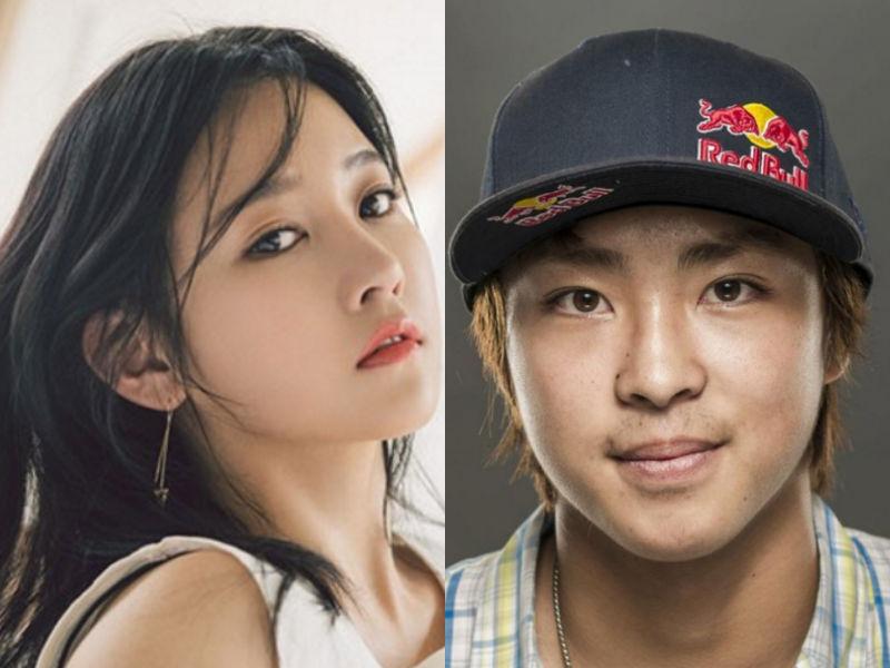 Se reporta que Soyeon de T-ara está saliendo con un atleta japonés