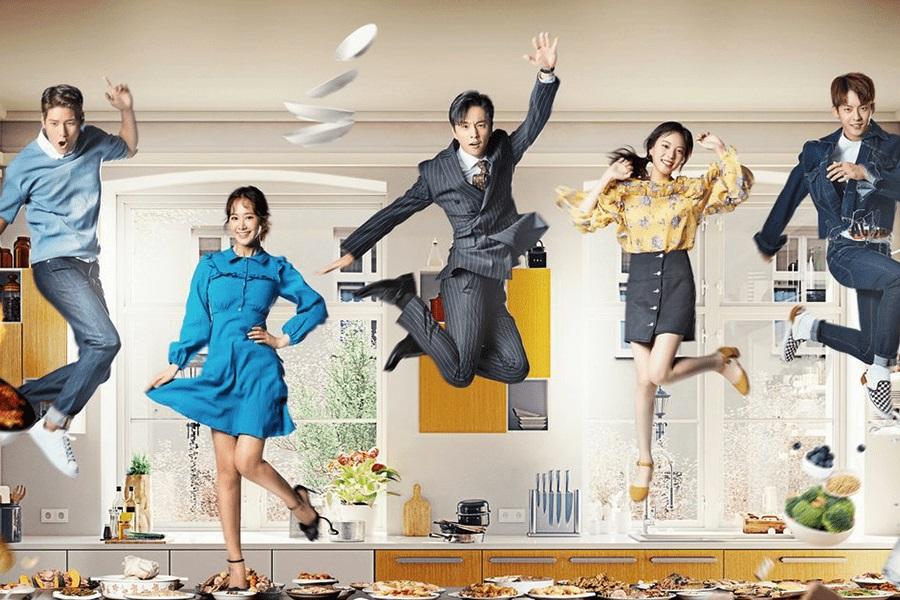 Resultado de imagen de dae jang geum is watching poster