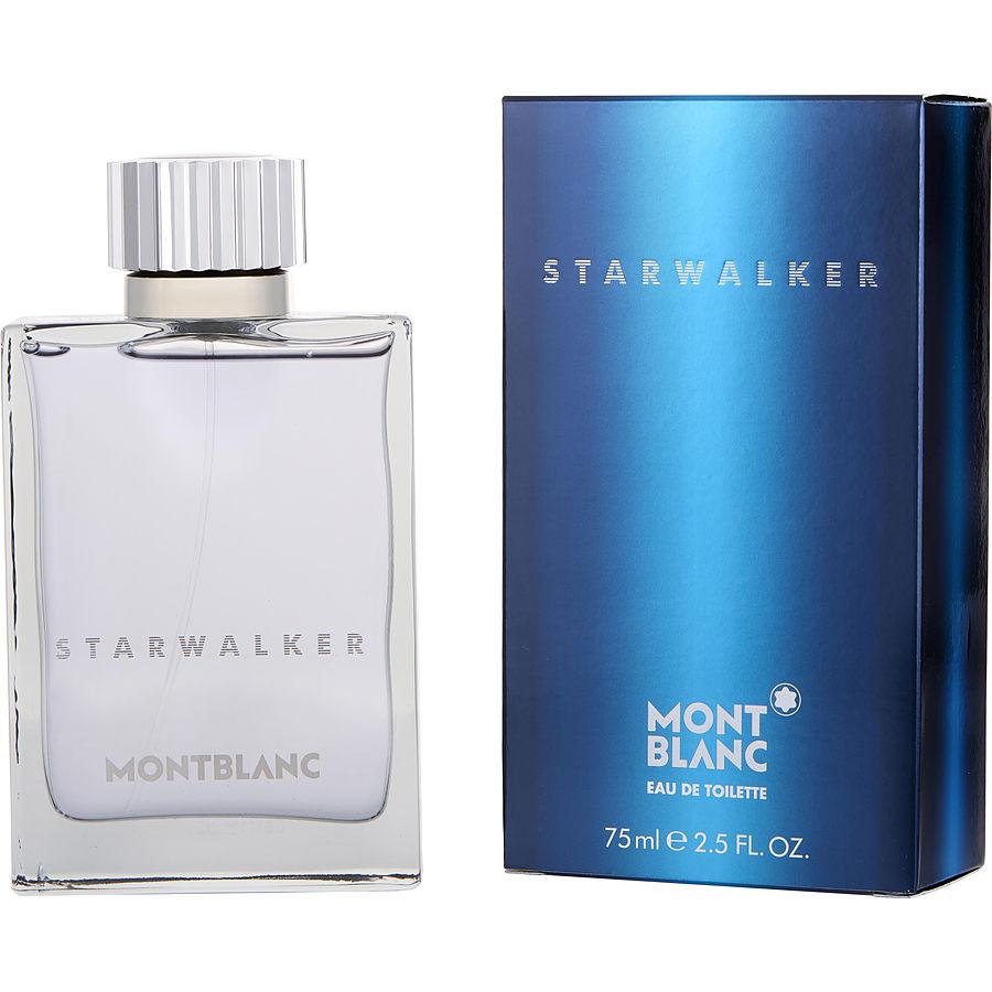 Mont Blanc Starwalker Eau De Toilette