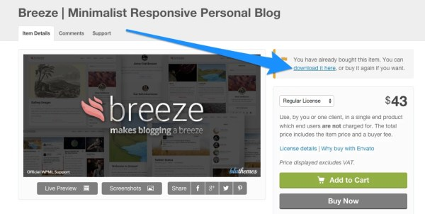 WordPress_-_Breeze___Minimalist_Responsive_Personal_Blog___ThemeForest