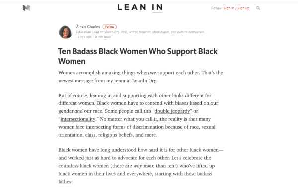 Ten_Badass_Black_Women_Who_Support_Black_Women_—_lean-in_—_Medium