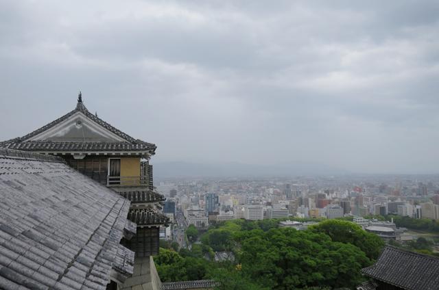 Matsuyama, a surprise visit