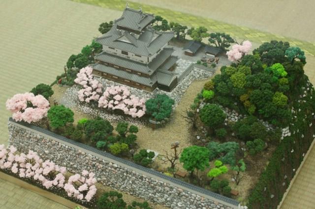 Iwakuni museum piecess
