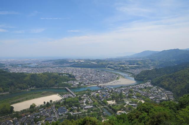 Iwakuni view