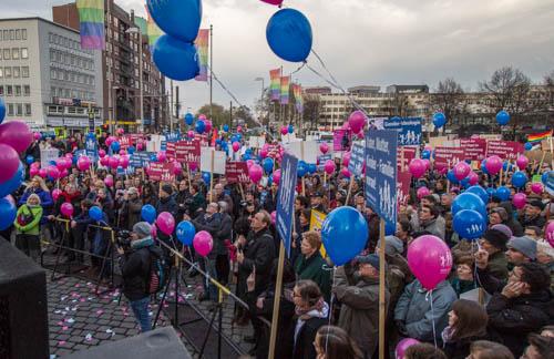 Starker Auftakt in Hannover: 1200 Teilnehmer gegen Genderwahn und Frühsexualisierung (2/2)