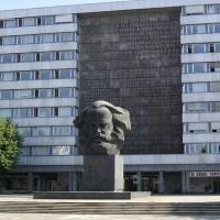 Chemnitz, better known as Karl-Marx-Stadt
