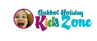 Sukkot Holiday Kids Zone