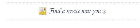 Find a service near you