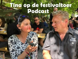 010 Beer Blog Podcast Tina op de festivaltoer
