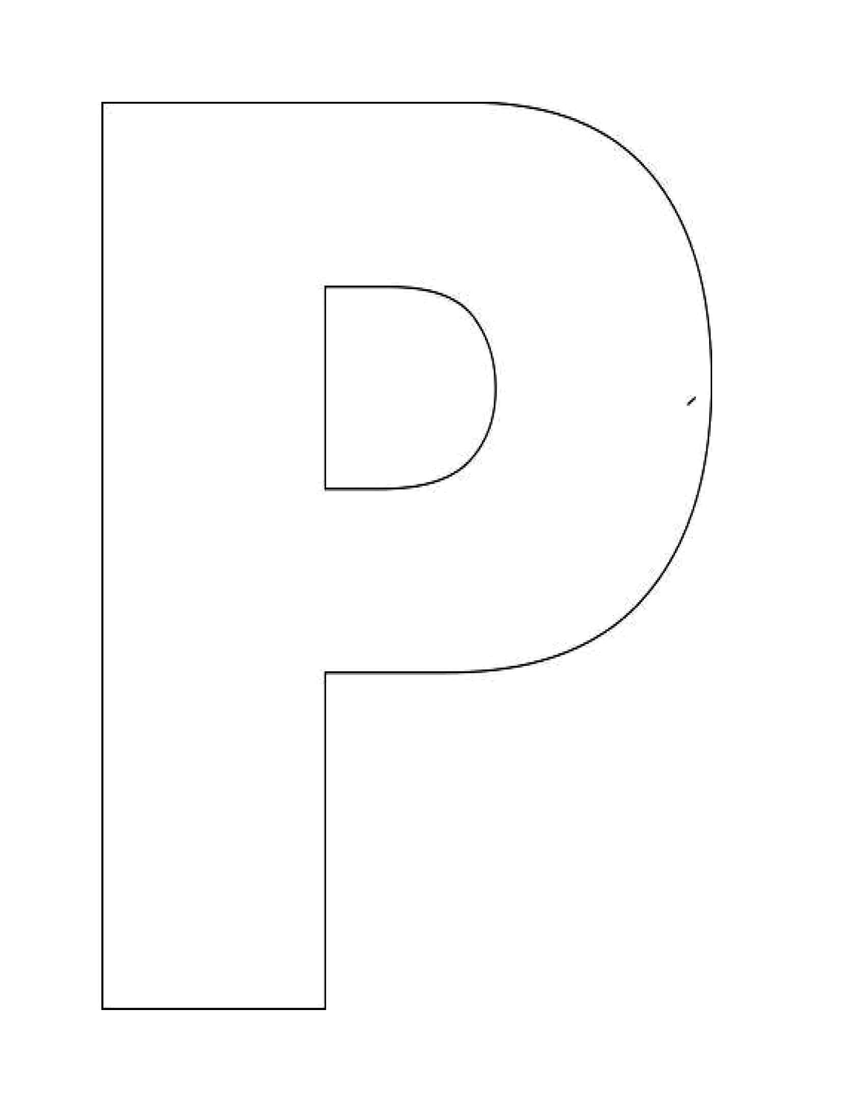 Alphabet Project P