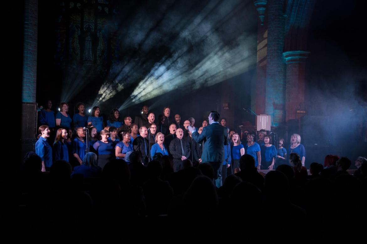 Gospel Choir Photography Manchester