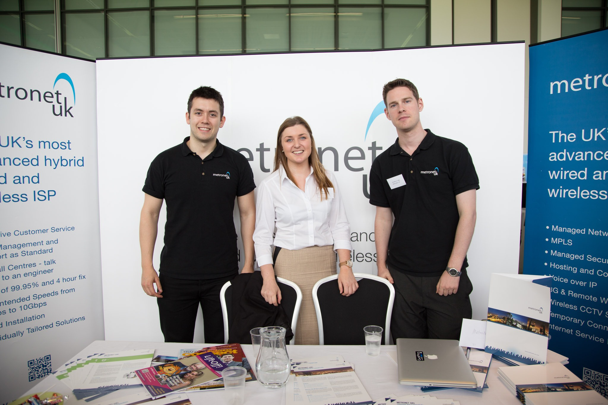 Trafford Business Expo Event Photography