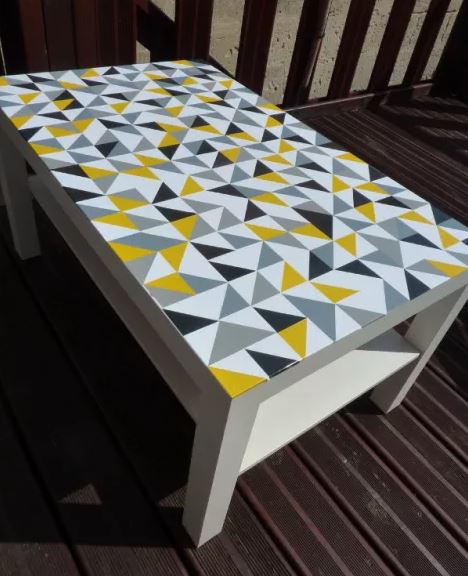 Ides DIY 7 Faons De Customiser Une Table Ikea Lack