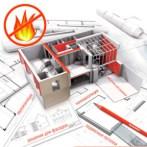Расчет пожарных рисков объекта