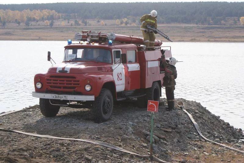 пожарный водоем строительство