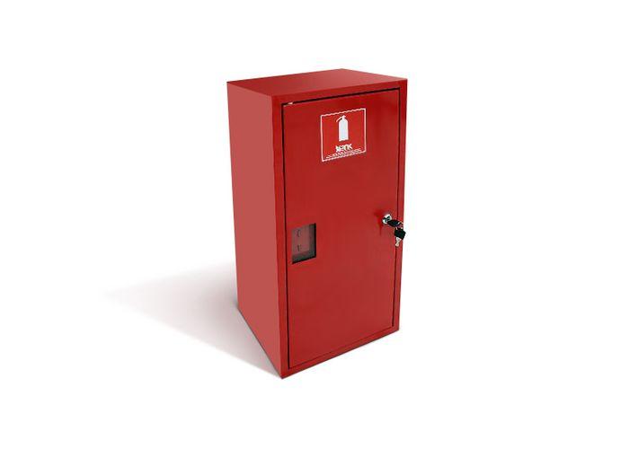 пожарный шкаф для огнетушителя