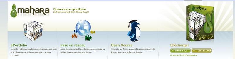 Mahara - Réseau Social Collaboratif