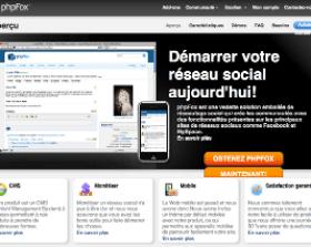 Réseau social en PHP avec phpFox