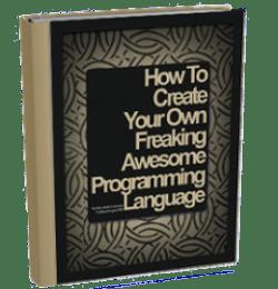 Créer votre propre langage de programmation grâce à ce livre