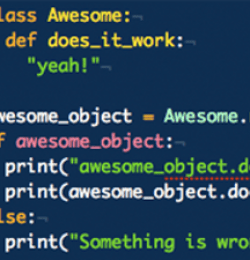 Ruby lang, langage de programmation