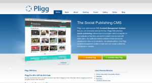 Pligg PHP script