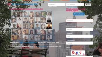 Logiciel de création d'application/site web de rencontre