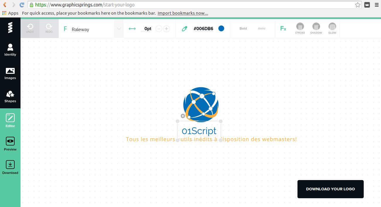 Créer un logo professionnel pour 20 euros