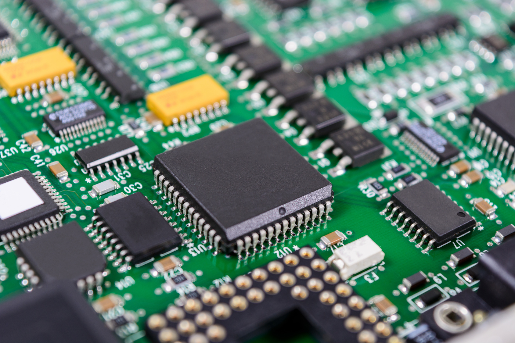 How To Identify Computer Board Parts