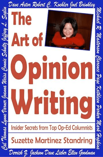Acclaimed columnist Suzette Standring releases new ...