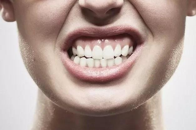 ranger os dentes
