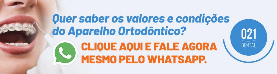 quer saber os valores e condiçoes do aparelho ortodontico